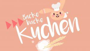 Thumbnail - Backe backe Kuchen