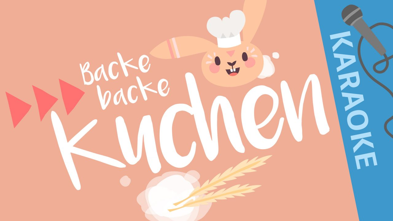 Thumbnail Karaoke - Backe backe Kuchen