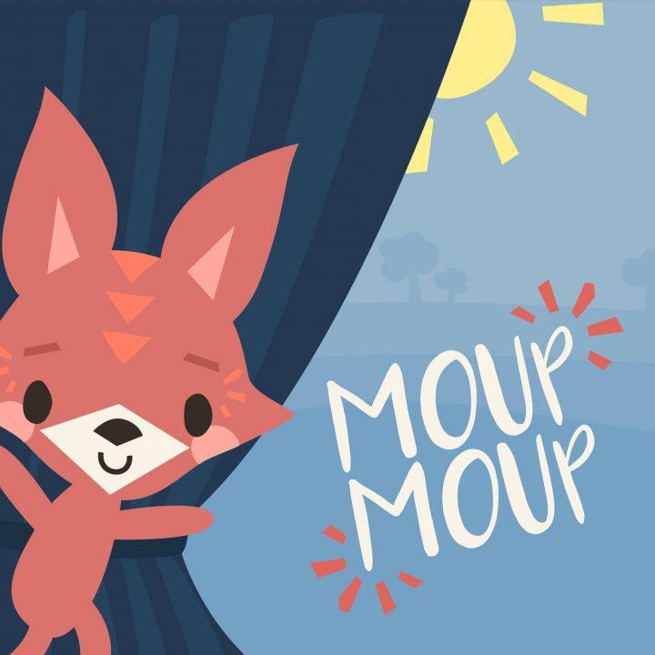 Kinderlieder zum Mitsingen & Bewegen mit Text | MoupMoup